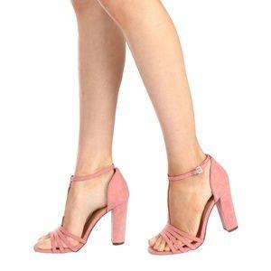 New Anne Michelle Lime Light-03m Heeled Sandal